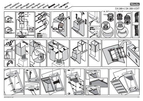 plan de montage