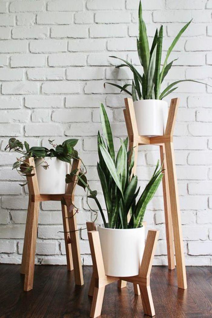 porte plante interieur