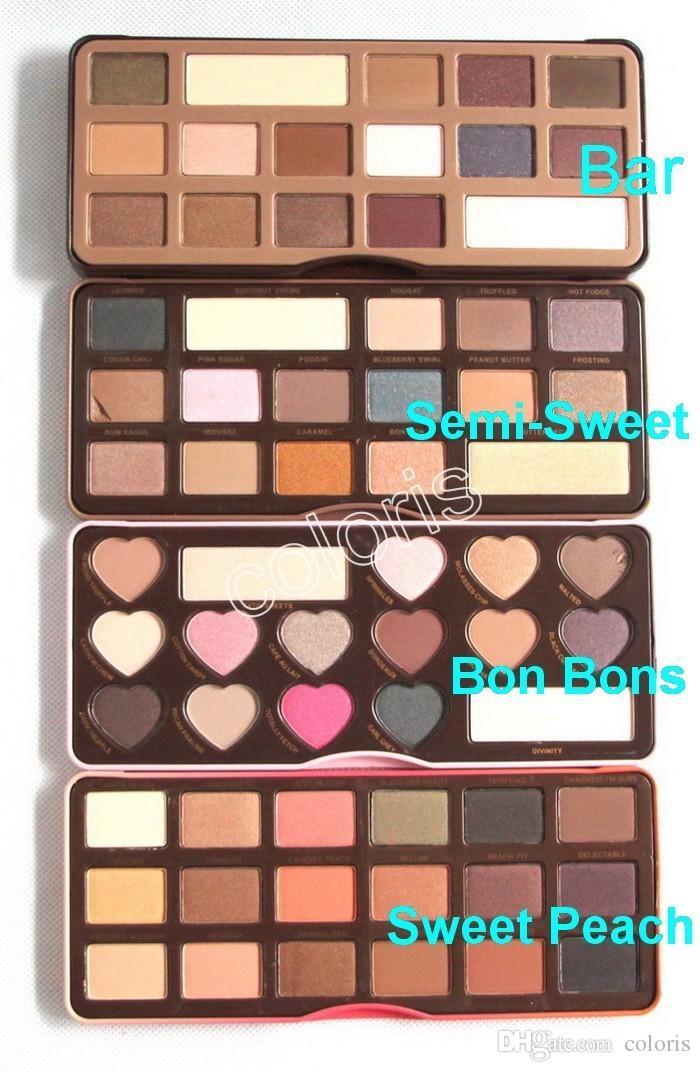semi sweet palette