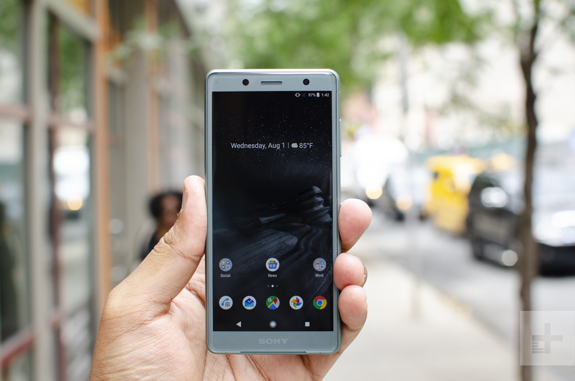 smartphone compact