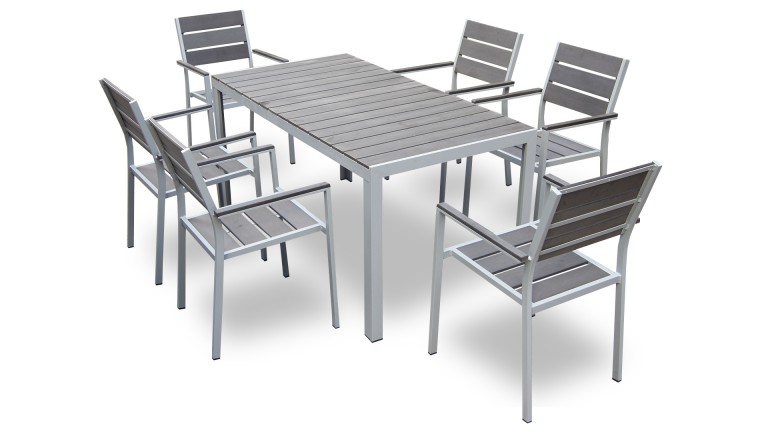 table chaise exterieur