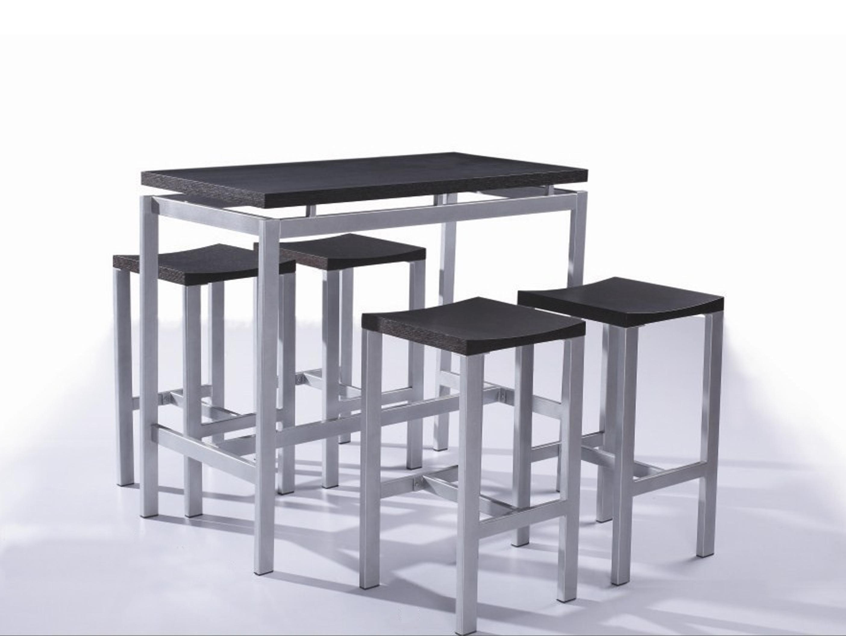 table et chaise de bar