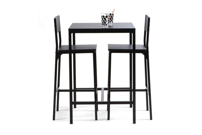 table et chaise haute