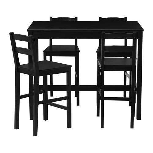 table haute tabouret