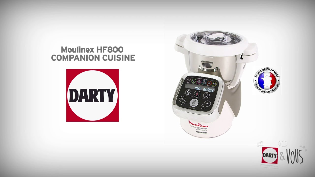 thermomix darty