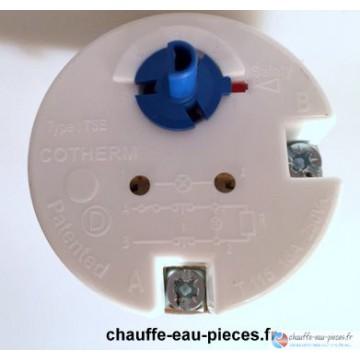 thermostat pour chauffe eau