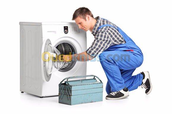 reparation machine a laver